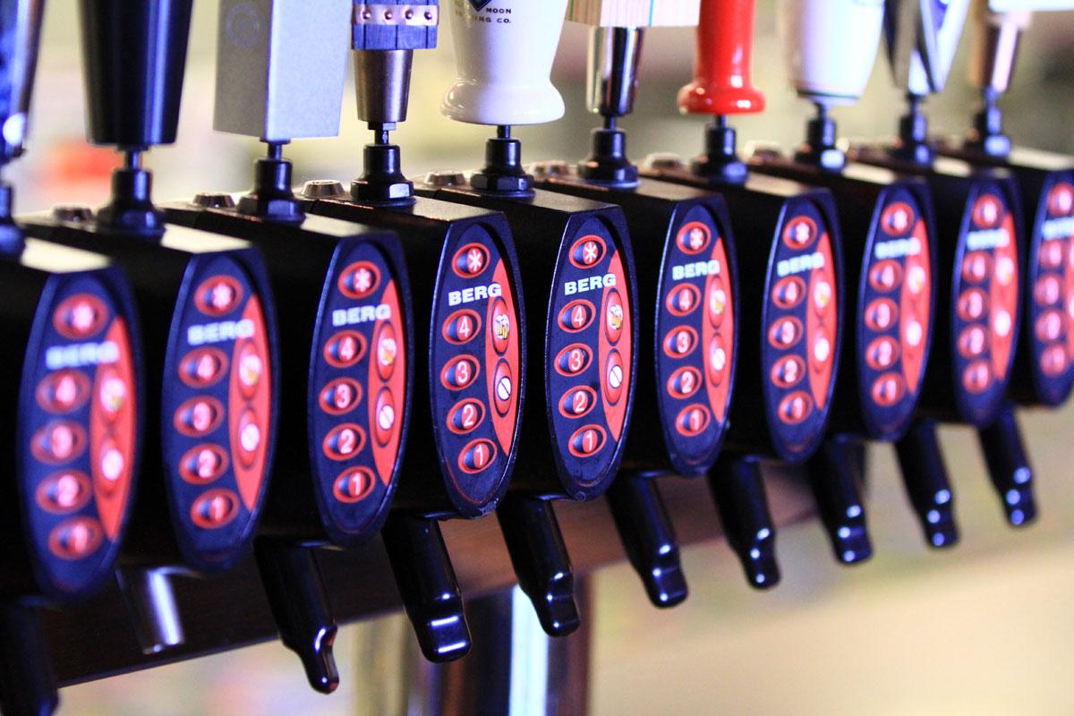 Liquor Control Systems Berg Draft Controls